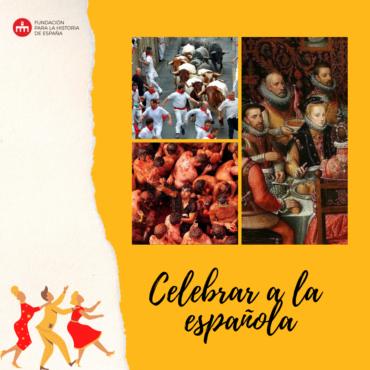 Celebrar a la española