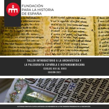 TALLER PALEO Y ARCHIVÍSTICA INSTAGRAM
