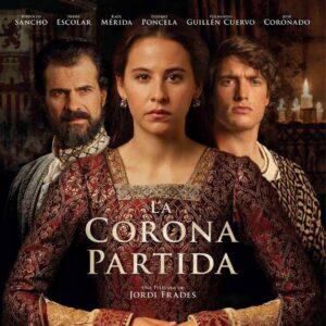 LA CORONA PARTIDA (IMAGEN II - PÁGINA)